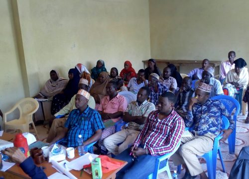 Policy changes for Economic Empowerment of the Marginalized Groups in Isiolo County, Kenya